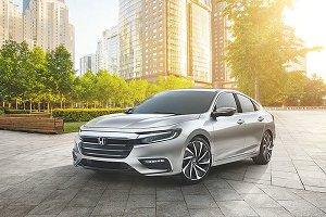 北美车展:化身增程式电动车,Honda释出Insight Prototype细节