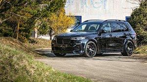 """55.6万治装!BMW X7进化""""宽体大休旅""""23吋轮圈是标配"""