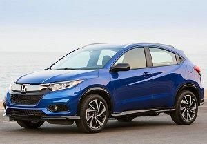 "Honda注册""ZR-V""新车名对决TOYOTA全新小休旅问世在即?"