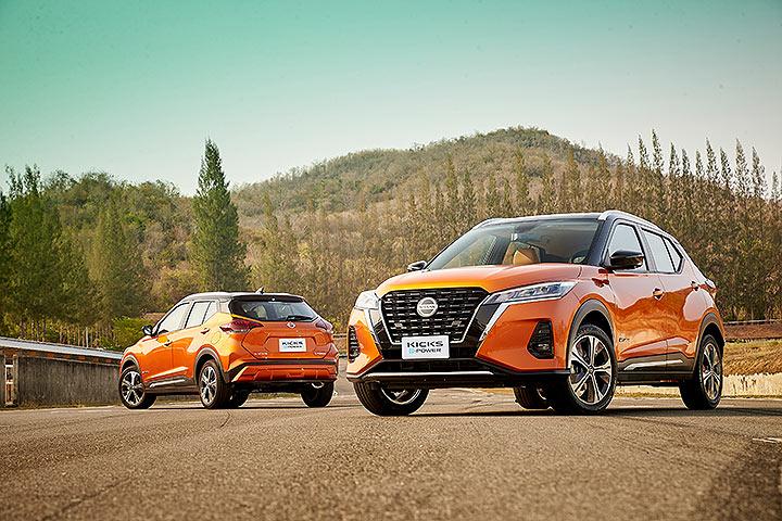小改Nissan Kicks泰国首发,右驾换用e-Power动力