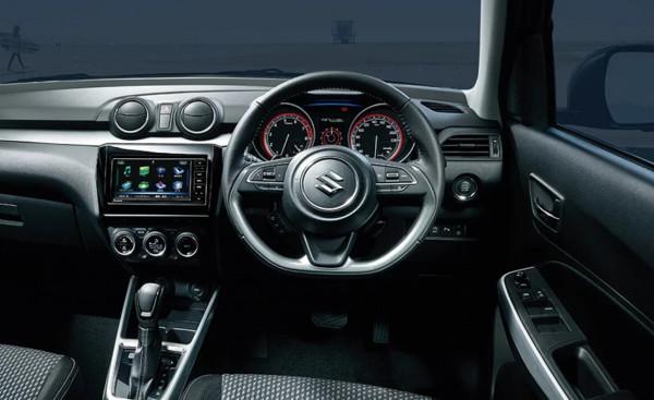 追加全速域ACC巡航系统Suzuki小改款Swift日本首波发表